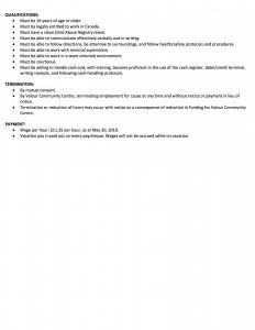 Job Description - Evening-Weekend Supervisor - PUBLIC POSTINGpg2