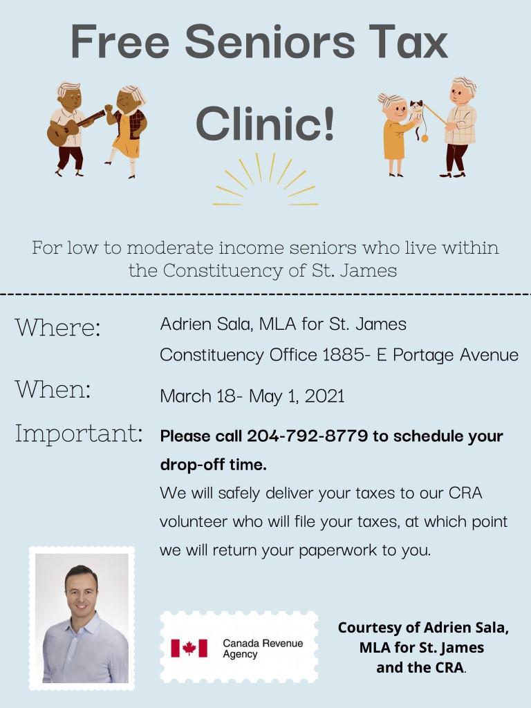 Free Seniors Tax Clinics-4